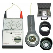 Simpson 408 Illumination Lever / LUX Meter 0-500 Foot Candles
