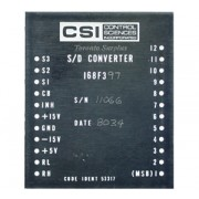 CSI Control Sciences 168F3 / 97 S/D Synchro to Digital Converter