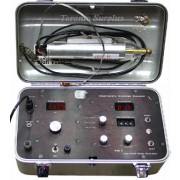 Experimental Physics EXP X High Voltage Electrostatic Discharge Simulator with Electro-Metrics D-15 Probe
