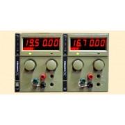 a  30V,   2A Xantrex 6030D Regulated DC Power Supply, (Current model is XT30-2) 0-30 V, 0-2 A
