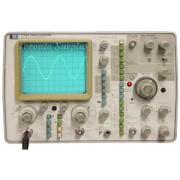 HP 1725A / Agilent 1725A 275 MHz Portable Oscilloscope
