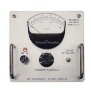 Cox Instruments 752A-1 Frequency Indicator