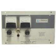 a  60V,   6A  Lambda LK345 FM Power Supply, 0-60, 0-6A