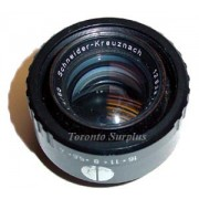 Schneider-Kreuznach Componon 1:4/50  12638702 Enlarging Lens with Retaining Ring