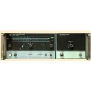 HP 8620B / Agilent 8620B Sweep Oscillator with 86220A RF Plug In 10 - 1300 MHz
