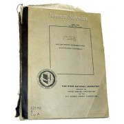 zz Nuclear Process Instrumentation and Controls Conference, Oak Ridge National Laboratory Minutes from 1958