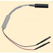 HP 10017-67603 / Agilent 10017-67603 Adapter Cable Interface to 0.025 Square Pin Circuit Nodes, 300 VDC - Tektronix Comp