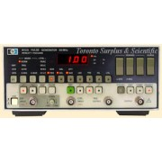 HP 8112A / Agilent 8112A Pulse/Function Generator, 50 MHz with HPIB