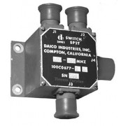 Daico Industries - SP2T D-Switch / Relay, Model 100C0677-2A