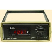 Omega 199 / 199-JF-A-X-DDS Temperature Meter for J type Iron Constantan Thermocouple