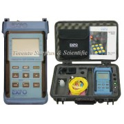 Exfo FOT-910 Fiber Optic Test System, Model FOT-912X-23BL-70 &  (In Stock) z1