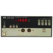 HP 8158B / Agilent 8158B Optical Attenuator 1300 / 1550nm with opt 002, 011