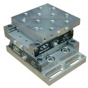 Newport 462 Series 462-XY-M ULTRAlign Integrated Crossed-Roller Bearing Linear Stage (In Stock)