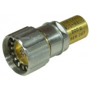 General Radio 900-W200, 900-W100, 900-W50 GenRad Resistive Termination (In Stock)