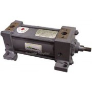 Miller Fluid Power A72B2B Pneumatic Cylinder - Stroke: 3 1/2""