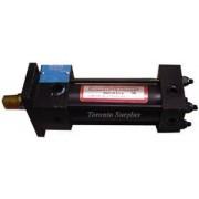 "Hennells GMA-MF1-BR Pneumatic Cylinder - Stroke: 3"""