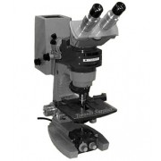 American Optical Spencer Stereo Microscope with Built-in Lamp
