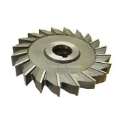 High Speed Side Milling Cutter - Straight Tooth, Sharpened