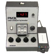 Beseler PM3L Color Analyzer with Photo multiplier Probe, Program Module # 8158 & Digital Readout