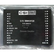 CSI Control Sciences 168D19 / 7 S/D Synchro to Digital Converter