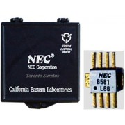 NEC California Eastern Lab UPB581B(D)  RF Chips Divide-by-2 Prescaler DC to 2.8 GHz
