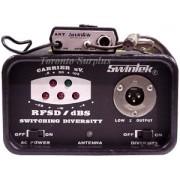 Swintek Noise Gate Model 2L.db.s RFSD/dbs - Portable Hands Free Lapel Microphone