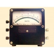 Weston Electrical Instrument Corp. Model 432 AC Wattmeter - Vintage Made in U.S.A. Quality