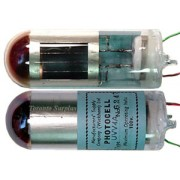Manufacturers' Supply Photocell - Type UVV4A # 6247, Max Operating Volts 100V