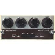 Elgar 400V Oscillator Plug-in, 45 Hz-10 kHz, Single Phase
