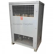 600V Pri., 208Y/120V Sec. General Electric 8296 2501 Transformer 600-208Y/120V 150kVA, 3 Phase