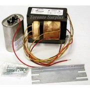 Advance 71A57E6 Metal Halide Electronic HID High Intensity Discharge Ballast Kit with Capacitor & Mount