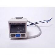 SMC Pneumatics ISE30A-N01-P Digital Pressure Readout & Switch -0.1 ~1.0MPa Range