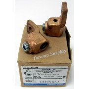 Thomas and Betts 31009 Pressure Terminal Connectors / Series T-35 Pressure Terminal Connectors 3/8'' bolt