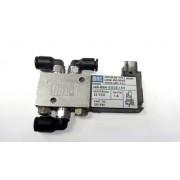 Mac Valves 44B-BBA-GDCE-1KV direct solenoid operated 4-way - 10mm - poppet valve 24 VDC