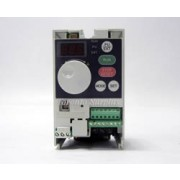 Mitsubishi FR-S510W-0.2K-NA / S500 Series, 1/4 HP Motor Power Inverter, Input 100-115V, Output 200-240VAC 3 Phase
