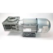 Lenze VDE0530 AC Motor DERABR 080-12