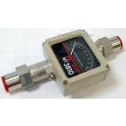 Brooks MT 3810 / MT3810 / 3810A13A1PAA1A1 Armored Rotameter / Flow Indicator with Dial Indicator, Liquid rm BRAND NEW / NOS