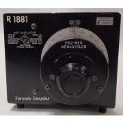 General Radio 1209-B / 1209B
