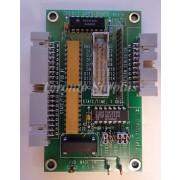 HP E2433-66502 / Agilent E2433-66502 Credit Card Board, Rev A