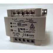 a 5V, 5A Omron S82K-03005 PLC Power Supply 100-240VAC 0.9A OUT, 5VDC, 5A (Default)