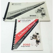 Kuliche & Soffa 8060 Manuals Volume 4 Illustrated Parts Book & Electrical Documents Manual