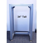 Heavy Duty Extruded Aluminum Table