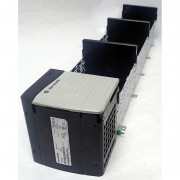 Allen Bradley 1756-PA75/B AC Power Supply with 1756-A17 Series B 17 Slot Chassis