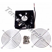 Delta Electronics WFB1224H DC Brushless Fan 4.75x4.75x1 24Vdc 0.30A