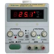 a 30V, 3A GW Instek Laboratory DC Power Supply PS-3030D (GPS-3030D), 0-30 VDC, 0-3 Amps