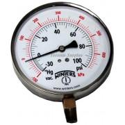 Winters Q328 Pressure Gauge BNIB / NOS