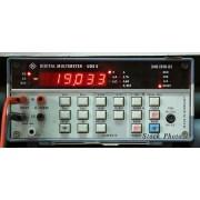 Rohde and Schwarz UDS 5 Digital Multimeter, 1uF-1000V, 100nA-1.6A, 1mohms-16Mohms