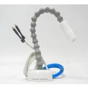 Meech Static Eliminators, 271 Flexible Ion Nozzle, +/- 8kV DC Nominal, Max pressure 7 bar (100 psi)