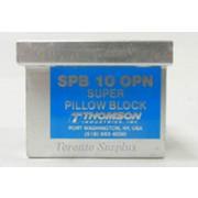 Thomson Industries, SPB 10 OPN, Super Ball Bushing Lindear Bearing Pillow Block, Open Pillow Block
