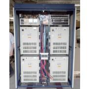 Northern Telecom / Nortel Dual Rack Cabinet